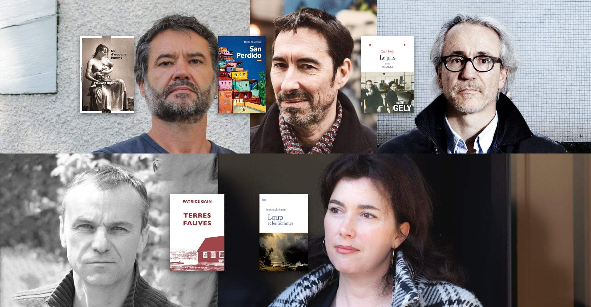 Choix des libraires 2019