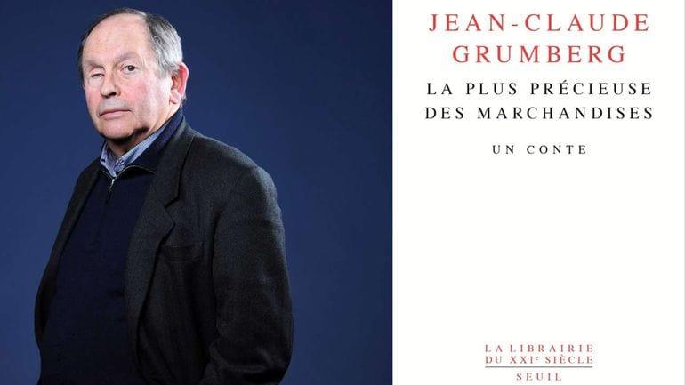 couverture JC Grumberg prix spécial jury