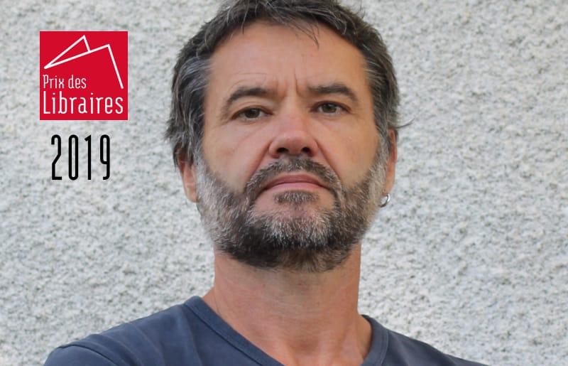 Franck Bouysse lauréat 2019