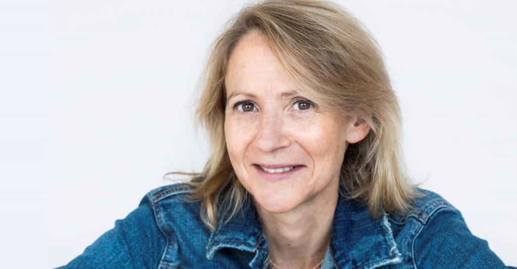 Portrait de Gaelle Nohant