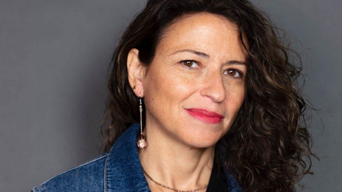 Portrait de Karine Tuil